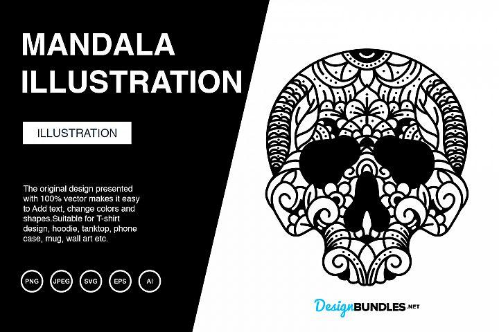 Mandala Illustrations