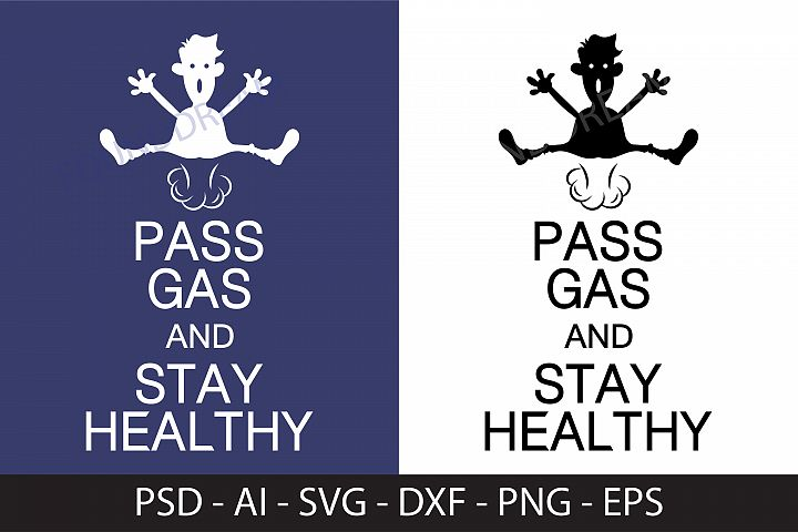 Pass Gas and Stay Healthy