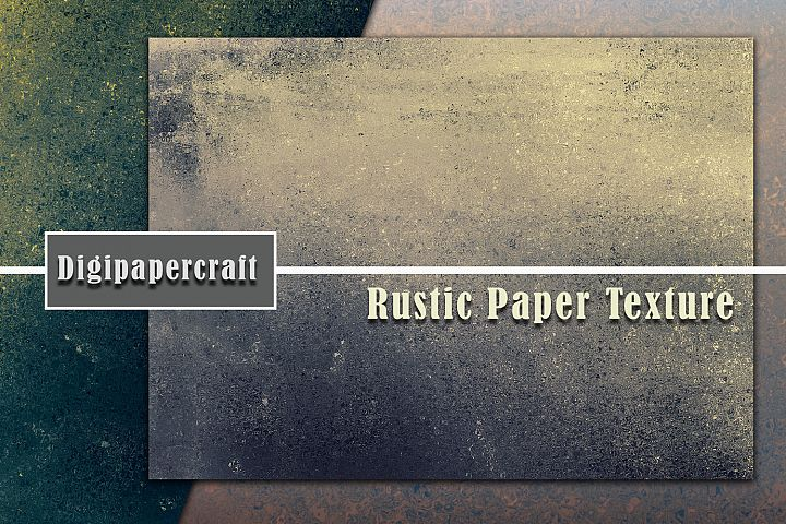 Rustic paper textures. Grunge surfaces