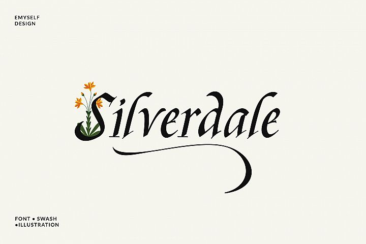 Silverdale Typeface
