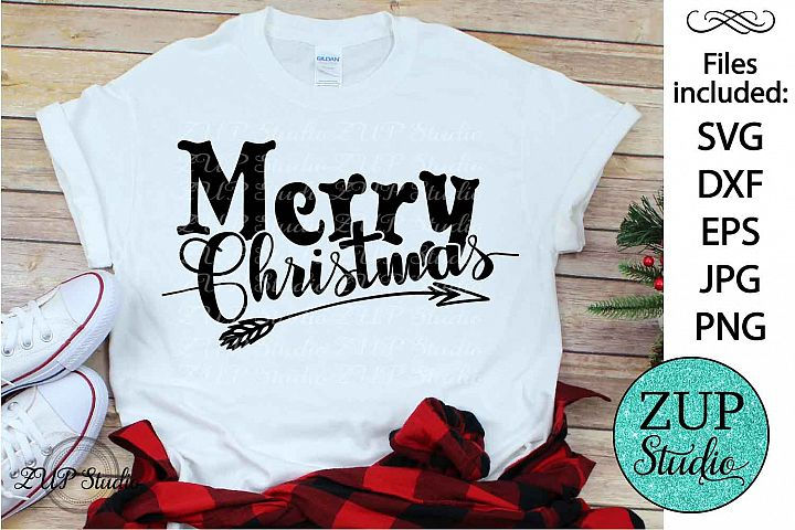 Merry Christmas SVG Design Cutting Files 299