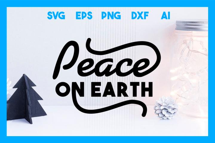 Peace on Earth, Happy Holidays