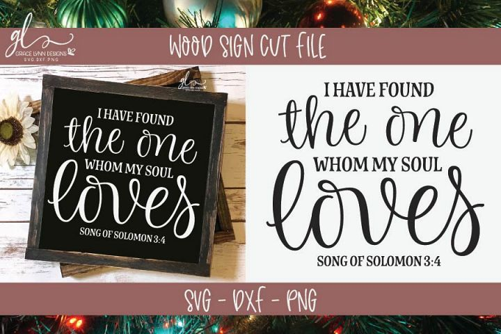 I Have Found The One - Digital Cut File - SVG, DXF & PNG