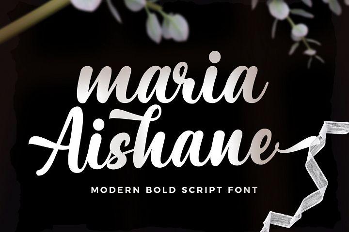 Maria Aishane Script