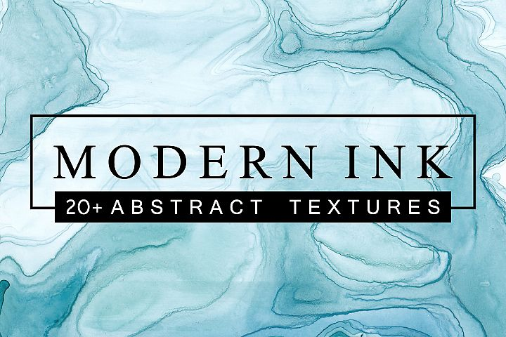 MODERN INK - Abstract Textures Pack