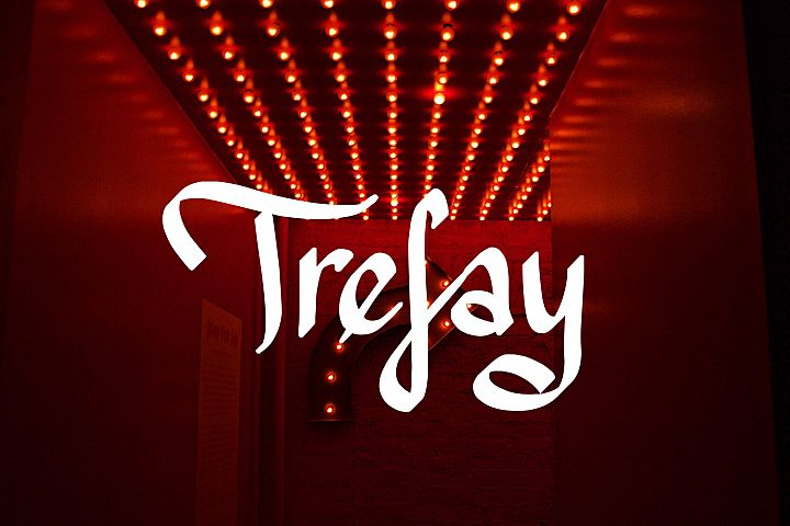 Trefay Font