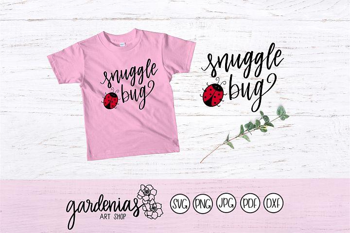 Snuggle Bug Ladybug