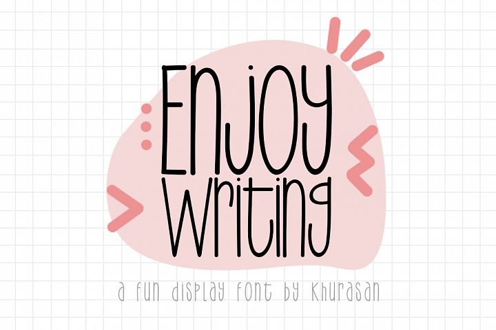 Enjoy Writing