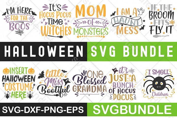 Halloween SVG Bundle Halloween SVG Pumpkin svg