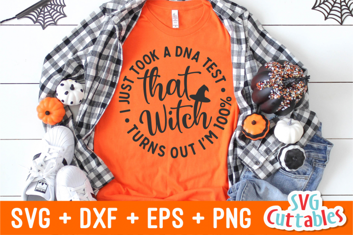 That Witch | Funny Halloween SVG Cut File