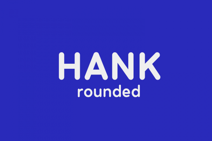 Hank Rounded