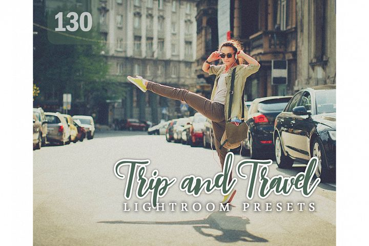 Trip and Travel Lightroom Presets