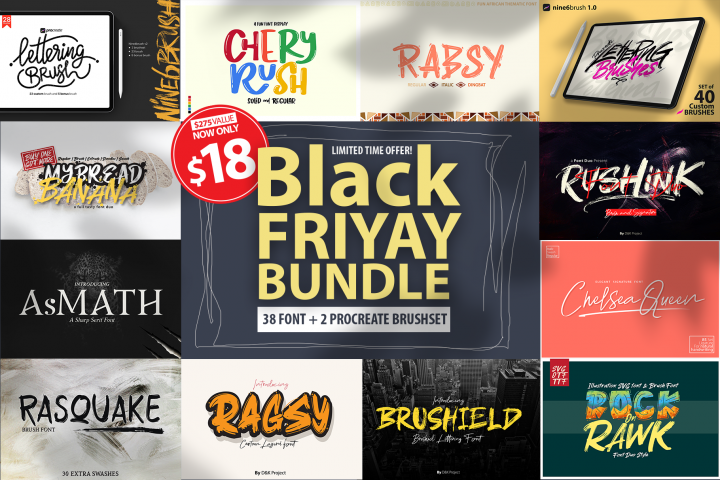 Black Friyay BUNDLE
