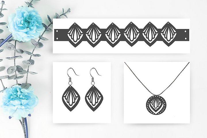 Earrings SVG,Jewelry svg, earrings cut file,necklace svg
