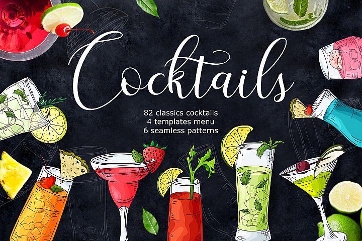 Cocktails Bundle with Bonus
