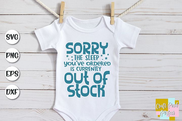 Newborn Svg Design, Funny Baby Quotes, Toddler Saying example image 1
