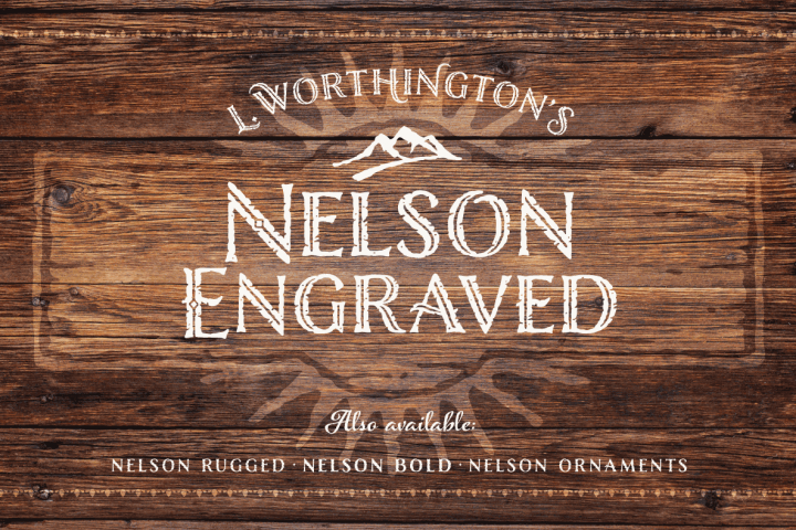 Nelson Engraved