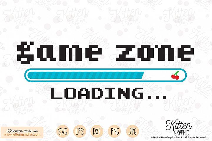 Game zone loading