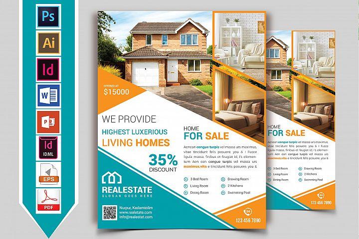 Real Estate Flyer Vol-08