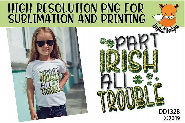 St Patricks Day Irish Funny Sublimation Printable
