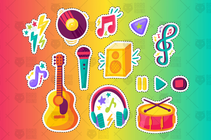 Musical Party Pathes Set