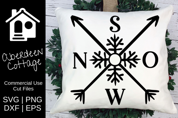 Snow Arrow Design