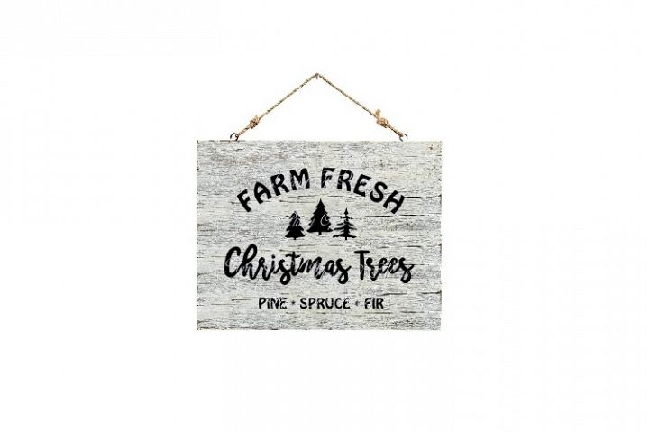 Farm Fresh Christmas Trees Svg, ChristmasTrees Svg