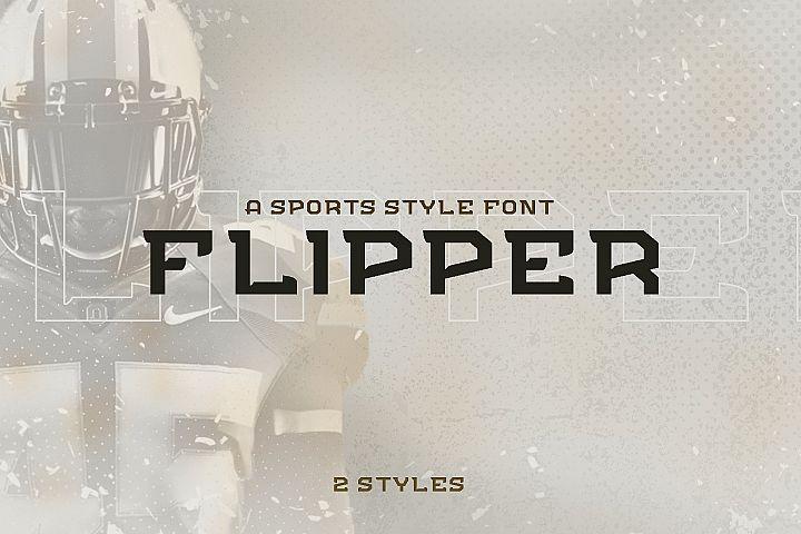 FLIPPER - NFC Font Family