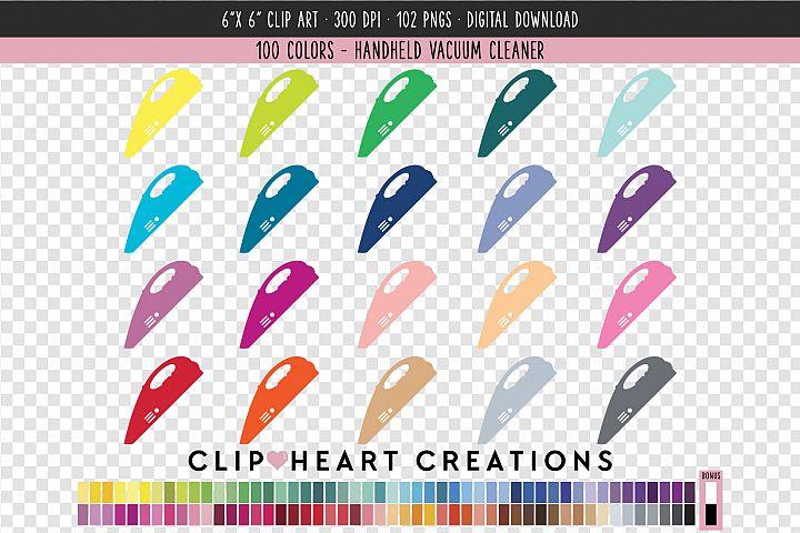 Handheld Vacuum Cleaner Clip Art - 100 Clip Art Graphics