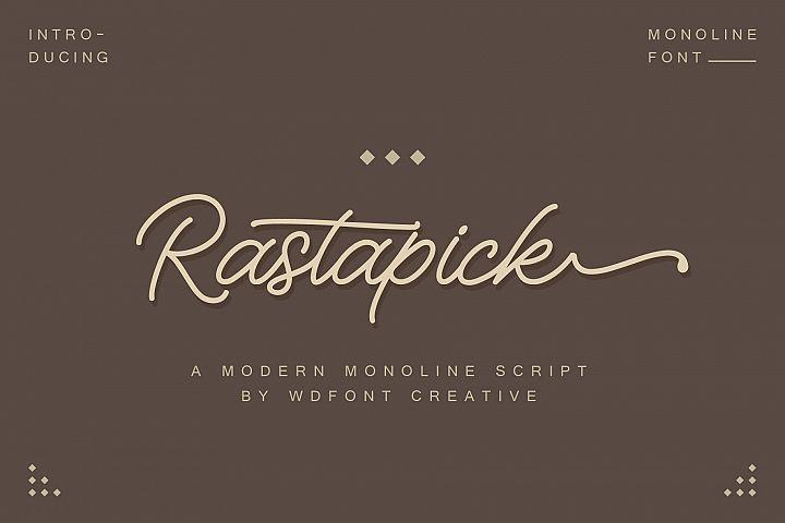 Rastapick