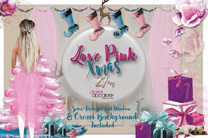 Love Pink Xmas