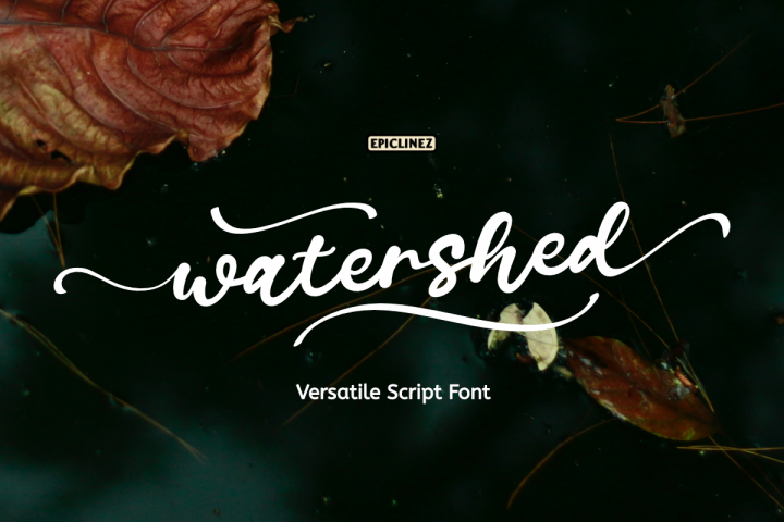 Watershed Script