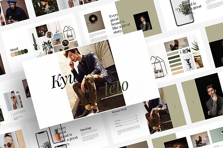 Kyuleto - Keynote Template