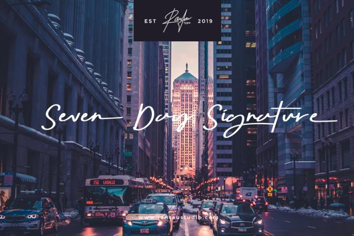 Seven Day Signature