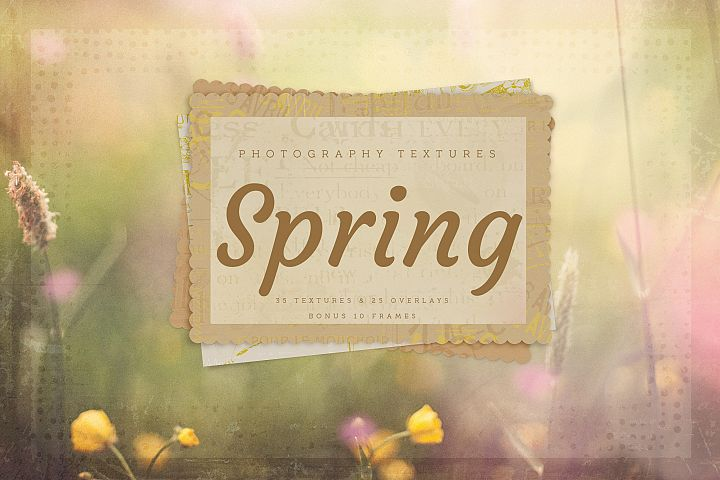Photography Textures - Spring