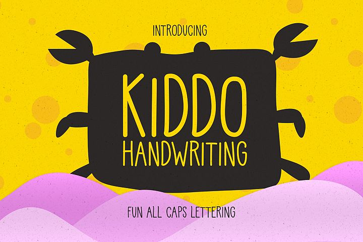 Kiddo Handwritting