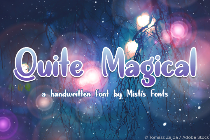 Quite Magical
