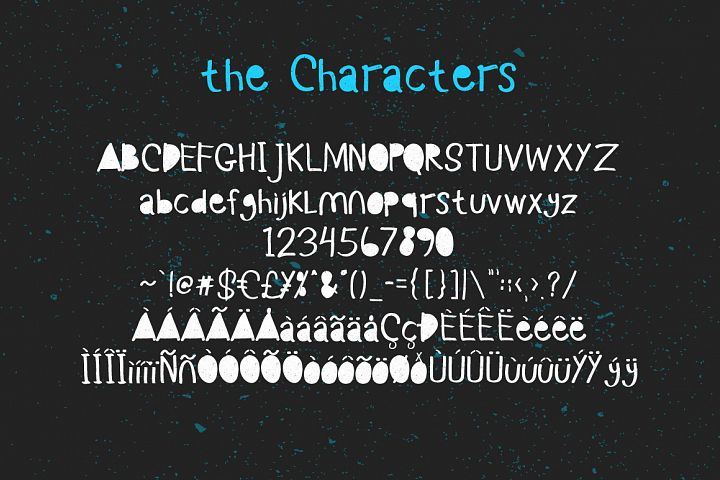 Monstahh Layered Typeface - Free Font of The Week Design 1