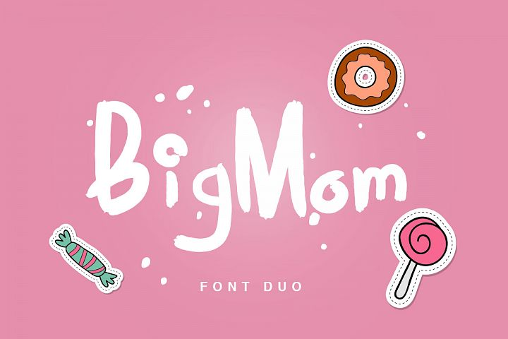 BigMom Font