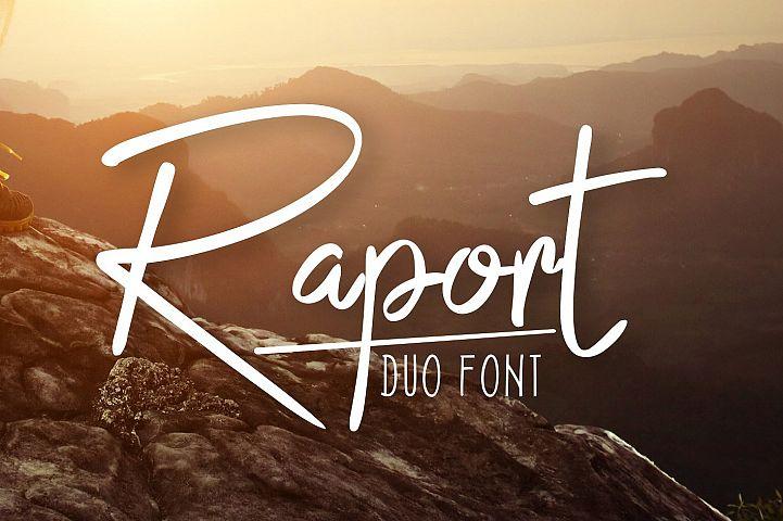 Raport Script