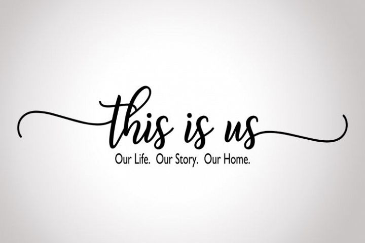 this is us svg