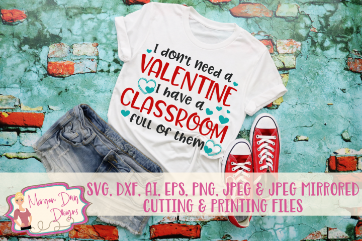 Too Cool For Kisses - Valentines Day SVG, DXF, AI, EPS, PNG