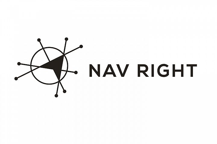 Navigation Arrow Logo