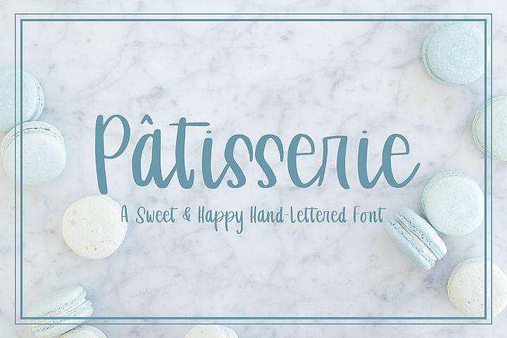 Patisserie Script