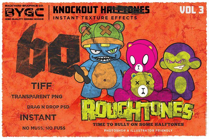 Roughtones - Halftone Textures