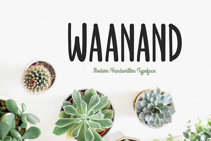 Waanand