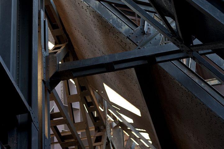 Old Steel Industry Building