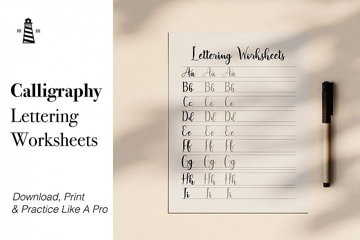 Calligraphy Practice Guide