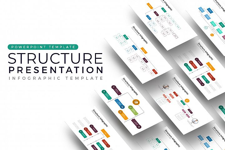 Structure Presentation - Infographic Template