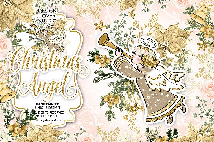 Christmas Angel design